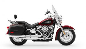H-D Softail Heritage motorcycle for rent